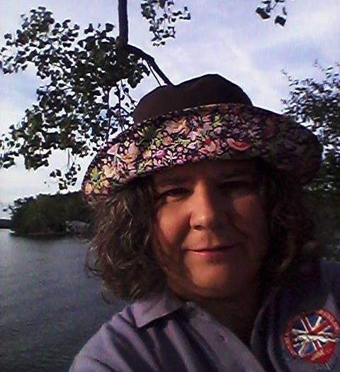 Michelle Dickson selfie