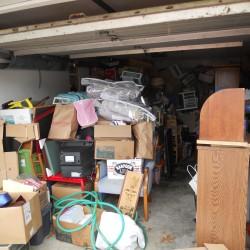 One full garage