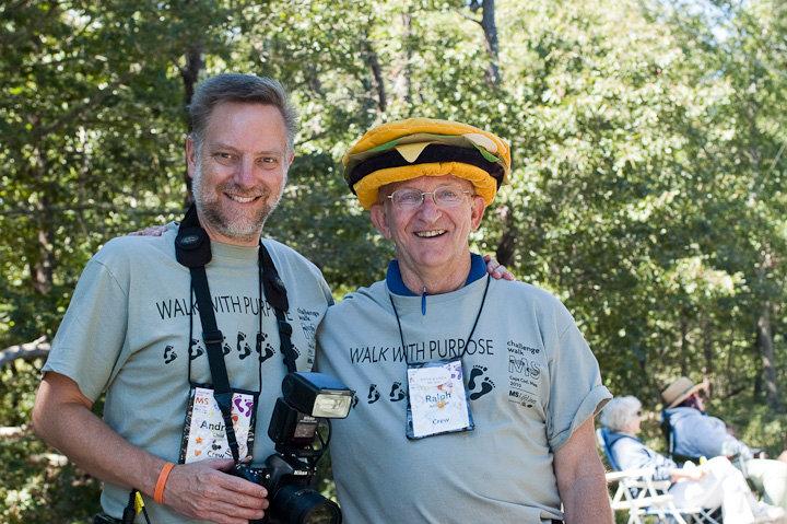 MS Challenge Walk - Zach's 2010 photos